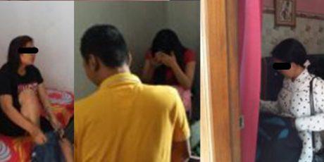 Diduga Berbuat Mesum, 5 Pasangan di Lamongan Digaruk Petugas dari Kamar Kos dan Hotel