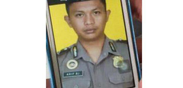 Anggota Polres Kota Madiun Tembak Kepalanya Sendiri