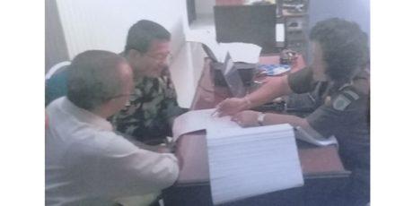 Diduga Korupsi Dana BOS, Mantan Kepala SMKN 1 Jiwan Ditahan Kejaksaan Madiun