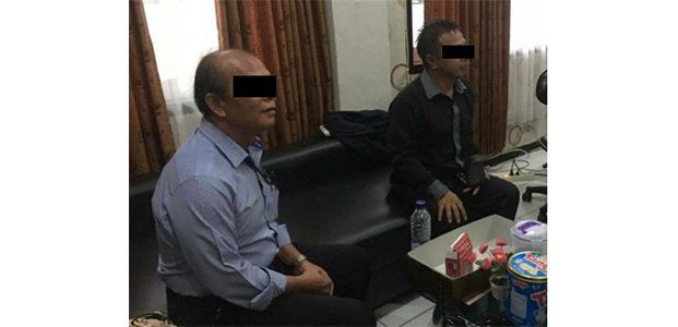 Diduga Peras Pejabat di Gresik, 2 Oknum LSM Ditangkap