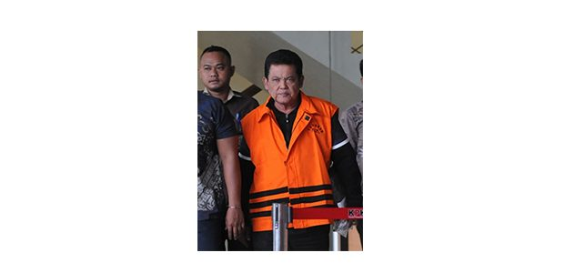 Diduga Terima Suap, Walikota Pasuruan Resmi Ditahan KPK