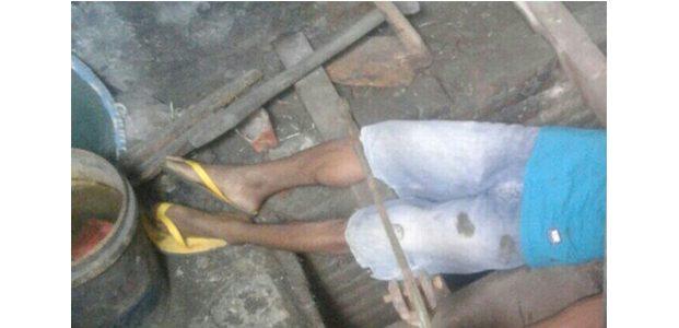Diduga Tersengat Listrik, Pria asal Klitik Ngawi Ditemukan Tewas di dalam Sumur