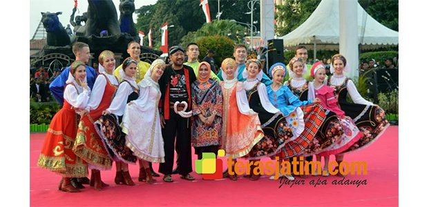Diikuti 7 Negara, Pemkab Ponorogo Gelar Festival Topeng Internasional