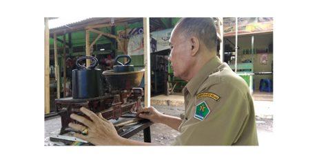 Dinas Perdagangan Kota Malang Tertibkan Timbangan Pedagang Nakal
