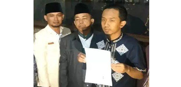 Dinilai Hina Mendiang Mbah Moen di Medsos, Pemuda asal Donomulyo Malang Diamankan
