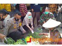 Dipastikan Steril dari Covid-19, Pasar Kota Bojonegoro Dibuka Kembali