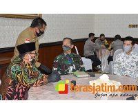 Diperpanjang Hingga 25 Mei, Aturan PSBB di Surabaya Raya Akan Diperketat
