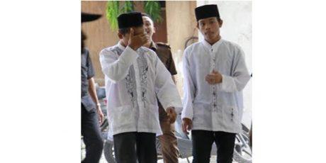Dua Bocah Pelaku Penganiayaan Salim Kancil Divonis 3 Tahun 6 Bulan