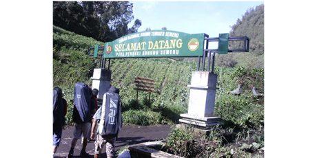 Dua Pendaki Asal Cirebon Jabar, Dilaporkan Hilang di Semeru