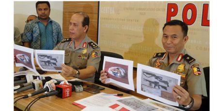 Dua Terduga Teroris Surabaya, Dapat Doktrin Radikal di Lapas Porong