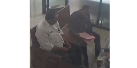 Dugaan Korupsi Sepatu PNS, Kepala Bappeda Magetan Ditahan