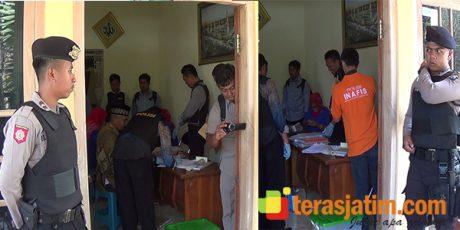 Dugaan Penyelewengan Dana Hibah, Polres Blitar Geledah Koperasi Al Hikmah