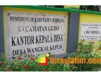 Dugaan Pungli PTSL Oleh Oknum Perangkat Desa di Gudo Jombang