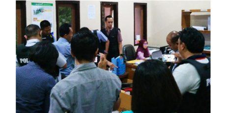 Dugaan Pungli Puluhan Juta, Oknum PNS Pemkab Sidoarjo Terjaring OTT di Hotel Mewah