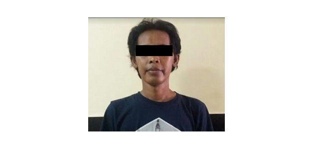 Edarkan Sabu, Pria asal Wringinanom Gresik Ditangkap di Rumah Kosong