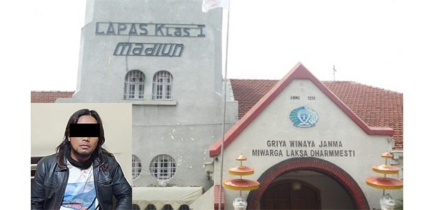 Pelaku Penyerangan Polisi di WBL Pernah Menghuni Lapas Lowokwaru dan Lapas Madiun