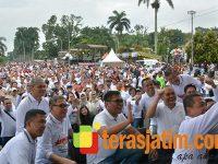 Forkopimda Gelar Car Free Day Menuju Kota Malang Sehat