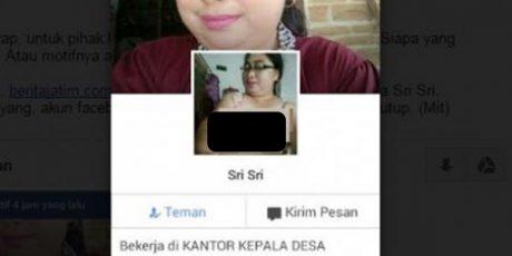 Foto Panas Istri Seorang Kepala Desa di Balong Ponorogo Tersebar di Media Sosial