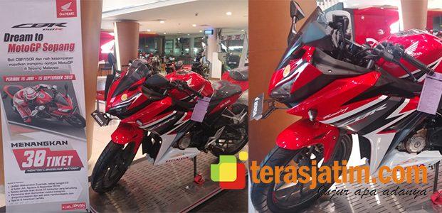 Pingin Nonton MotoGP Langsung di Sepang? Datang Aja ke Dealer Honda
