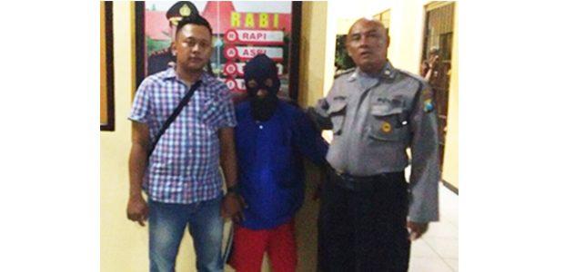 Gagahi Bocah 6 Tahun, Seorang Kakek asal Kasiman Bojonegoro Diciduk Polisi