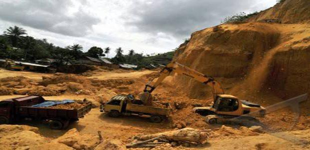 125 Miliar Pendapatan Asli Daerah Dari Galian C Bocor