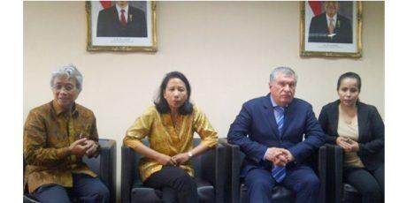 Garap Kilang Minyak Tuban, Pertamina Resmi Gandeng Rosneft Oil Company