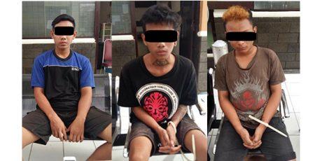 Untuk Modal Foya-Foya, 3 Remaja ABG di Tulungagung Nekat Gasak Motor