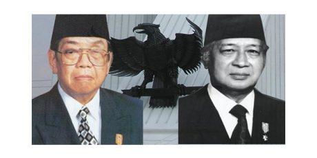 Gelar Pahlawan Untuk Pak Harto dan Gus Dur Diberikan November