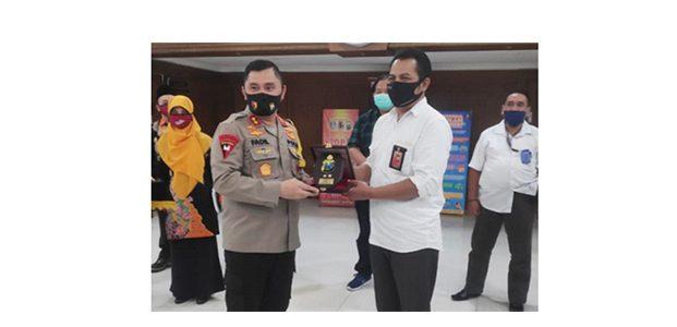 Gelar Pertemuan dengan KPU Jatim, Kapolda Siap Amankan Pilkada Serentak 9 Desember