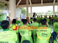 Gema Desantara Latih Pemuda Nganjuk Bertani Alami