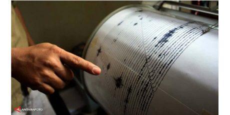Gempa Berkekuatan 5,5 SR Guncang Wilayah Tulungagung