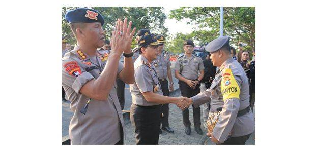 Gempa di Lombok, Polda Jatim Kirim 200 Personel Brimob