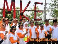 Gerakan Nasional Pemulihan DAS, Menteri LHK Kunjungi Kota Batu