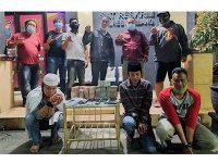 Gondol Uang Sumbangan Untuk Ponpes di Jombang, 3 Pria ini Diciduk Polisi