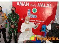 Vaksinasi Covid-19 di Kabupaten Gresik Dilakukan Serentak di 30 Puskesmas
