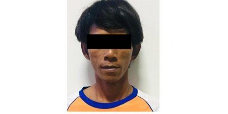 Bawa Sabu Seberangi Selat Madura, Pria ini Ditangkap Satreskoba Polres Gresik