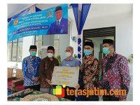 Anggota DPR RI, Prof. Dr. Zainuddin Maliki, M.Si, Resmikan Gedung BLK PP Enterprenuer Muhammadiyah di Benjeng Gresik
