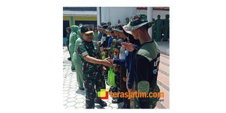 Gubernur Akmil Kunjungi Satlat Macan di Jember