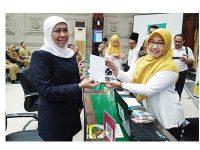 Gubernur Jatim Ingatkan Pentingnya Zakat Bagi Para PNS