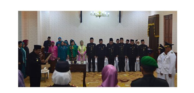Gubernur Jatim Lantik Wali Kota dan Wakil Wali Kota Mojokerto