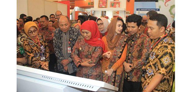 Gubernur Resmi Buka Jatim Fair 2019 di Grand City Surabaya
