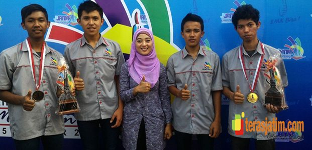 Siswa SMK Kabupaten Malang Maju ke LKS Nasional