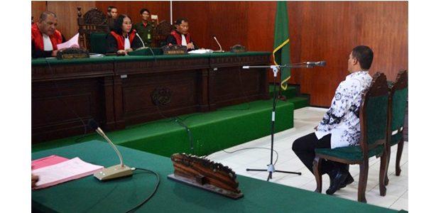 Guru Yang Cubit Muridnya Divonis Bersalah Oleh PN Sidoarjo