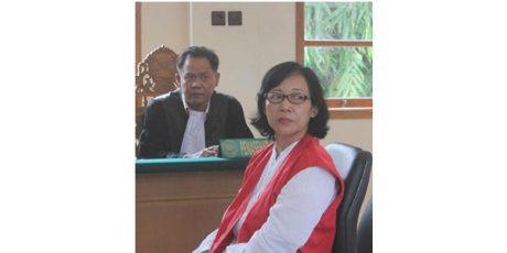 Pengadilan Tinggi Jatim Tetap Vonis 6,5 Tahun, Bagi Bu Guru Penganiaya Suami di Madiun