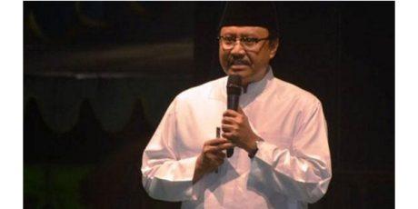 Gus Ipul Berharap, Partai Golkar Beri Dukungan Untuk Usung Dirinya Dalam Pilgub Jatim