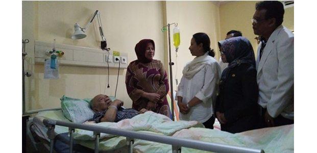 Kondisi Kesehatan menurun, Gus Sholah Dirawat di RSUD Jombang