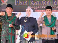 """HSN 2019, Bupati Bojonegoro Sampaikan Amanat 'Pesantren Laboratorium Perdamaian"""""""