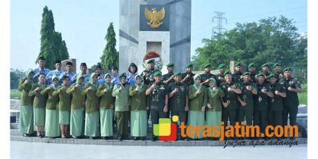 HUT Penerangan AD ke-68, Pendam Brawijaya Perkuat Tugas Pokok TNI-AD