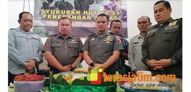 Korem Baladhika Jaya Gelar Syukuran HUT Penerangan TNI-AD ke-69
