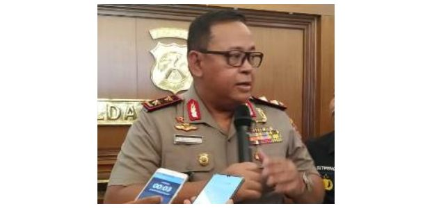 Ikut Rayakan HUT TNI, Polda Jatim Kirim 660 Tumpeng ke Jajaran TNI di Jatim